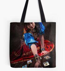Gipsy Tarot Magic Tote Bag