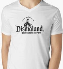 Dismaland  Men's V-Neck T-Shirt