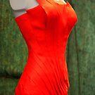 Red Dress by Rene Fuller