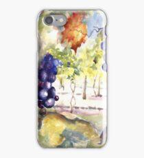 In the Vineyard iPhone Case/Skin