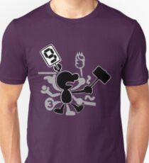 Mr. Game & Watch Unisex T-Shirt