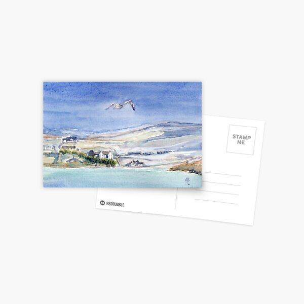 Busta House, Brae, Shetland Postcard