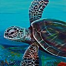 Honu Dreams by DakineFineart