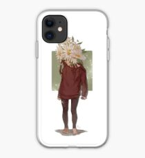 care and the daisies iPhone Case
