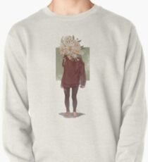 care and the daisies Pullover Sweatshirt