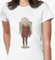 care and the daisies Fitted T-Shirt