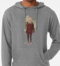 care and the daisies Lightweight Hoodie