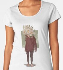 care and the daisies Premium Scoop T-Shirt