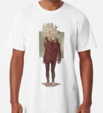 care and the daisies Long T-Shirt