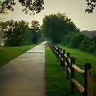 Mohawk Path At Dusk by jenndes
