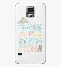 I Lava You Case/Skin for Samsung Galaxy