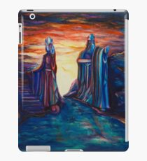 Pillars of the Kings iPad Case/Skin