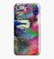 Sculpting the Abstract iPhone Case/Skin