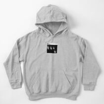With The... You Know Who Kids Pullover Hoodie