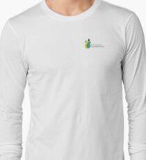 Polytheist Community Center Title & Logo Long Sleeve T-Shirt