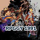 RPGGY 1991 Season 3 Logo by RPGGY