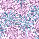 Dizzy Pink Paper by JamieLynnGW
