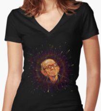 Richard Dunn Women's Fitted V-Neck T-Shirt