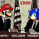 RPGGY 1990 Season 2 Logo by RPGGY