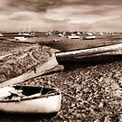 Low tide at Brancaster Staithe by StephenRB