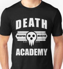 Death Weapon Meister Academy (White) Unisex T-Shirt