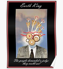 Earth King Poster