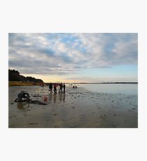 Local Gathering - Cape Cod, Massachusetts Photographic Print
