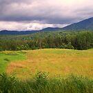 Vermont Barn by Chelei