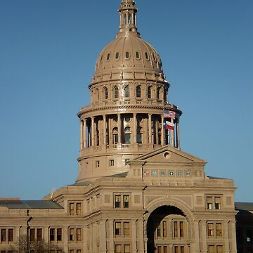 Capitol of Texas, Austin Texas by paulbeck