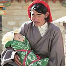 Faces of China - 12 by Susan Moss