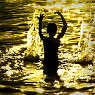 Splash of Gold by John Bullen