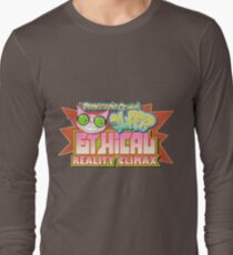 Professor Genki's Super Ethical Reality Climax Long Sleeve T-Shirt
