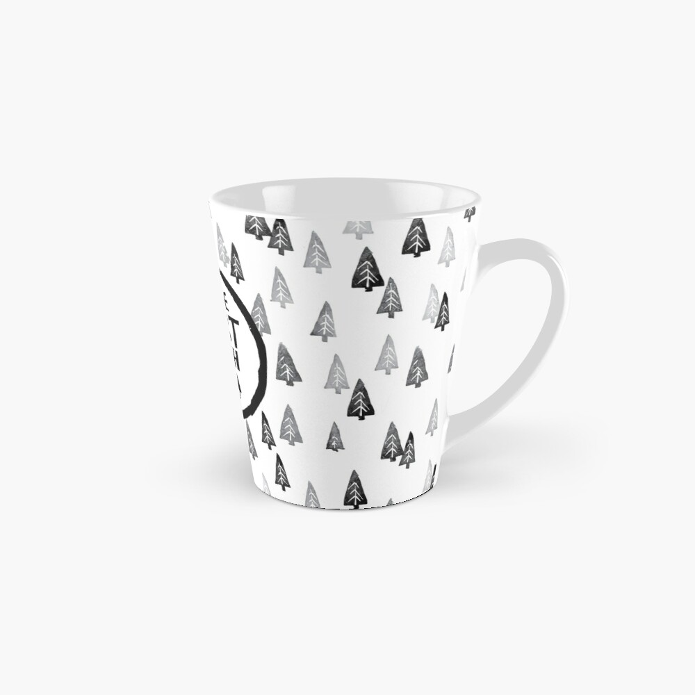 May the forest be with you in the woods Tall Mug