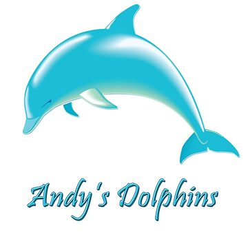 Andy's Dolphins by Mshillyholbrook