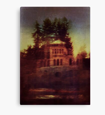 Tumwater Brewery Canvas Print
