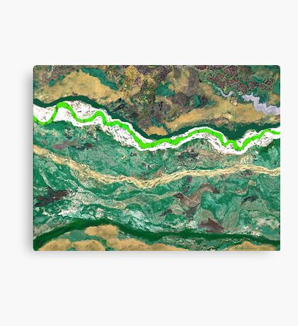"""Snake River"" Canvas Print"