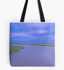 Beaufort, SC Marsh Tote Bag