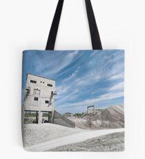 gotland himmel Tote Bag