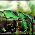 Green Steam again by bywhacky