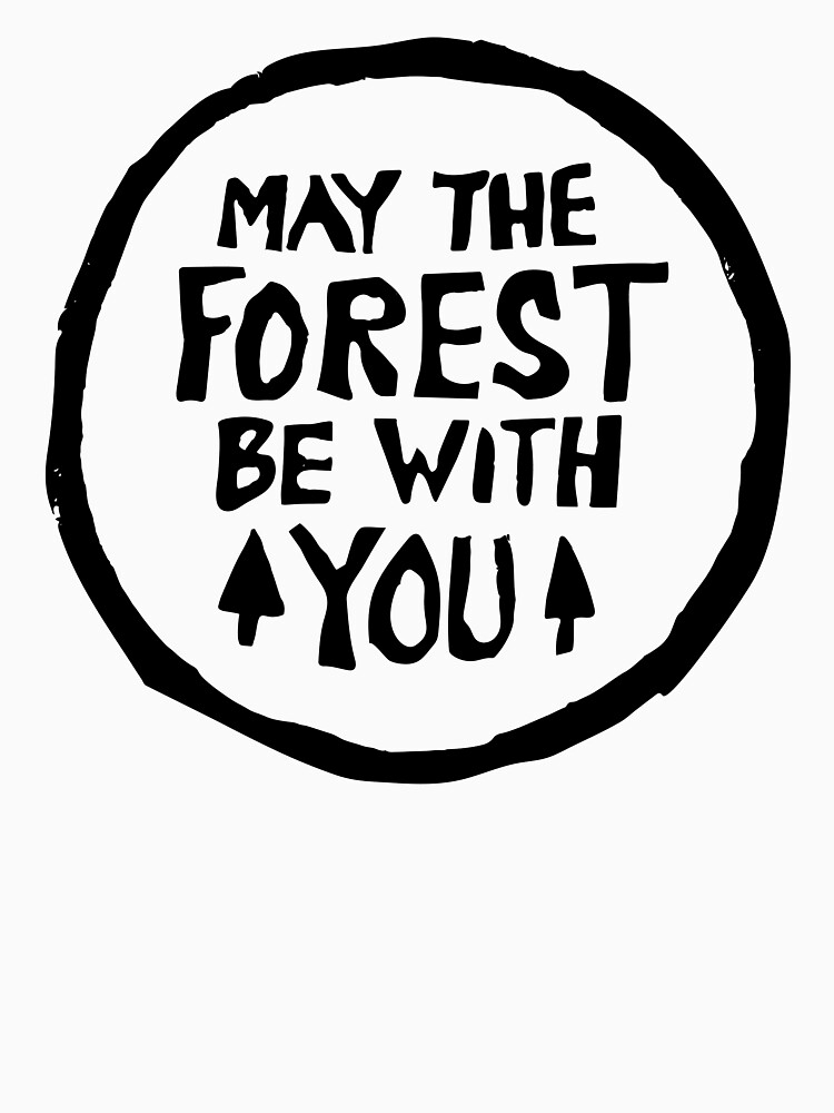 May the forest be with you by MaiuArt