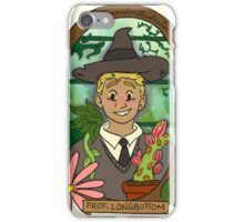 19 years later: Professor Longbottom iPhone Case/Skin