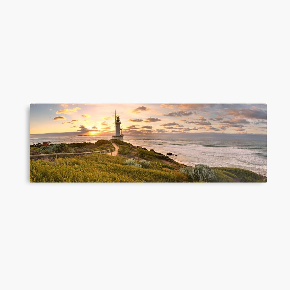 Point Lonsdale Lighthouse, Australia Metal Print