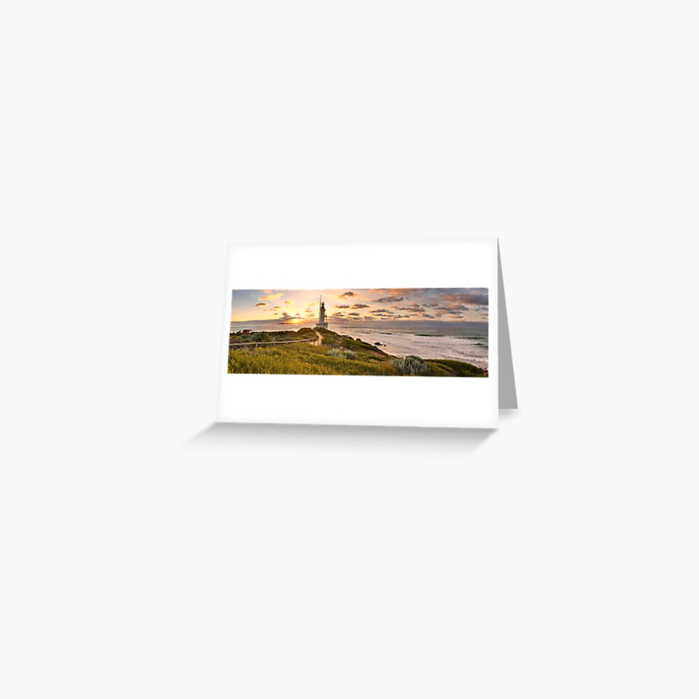 Point Lonsdale Lighthouse, Australia Greeting Card