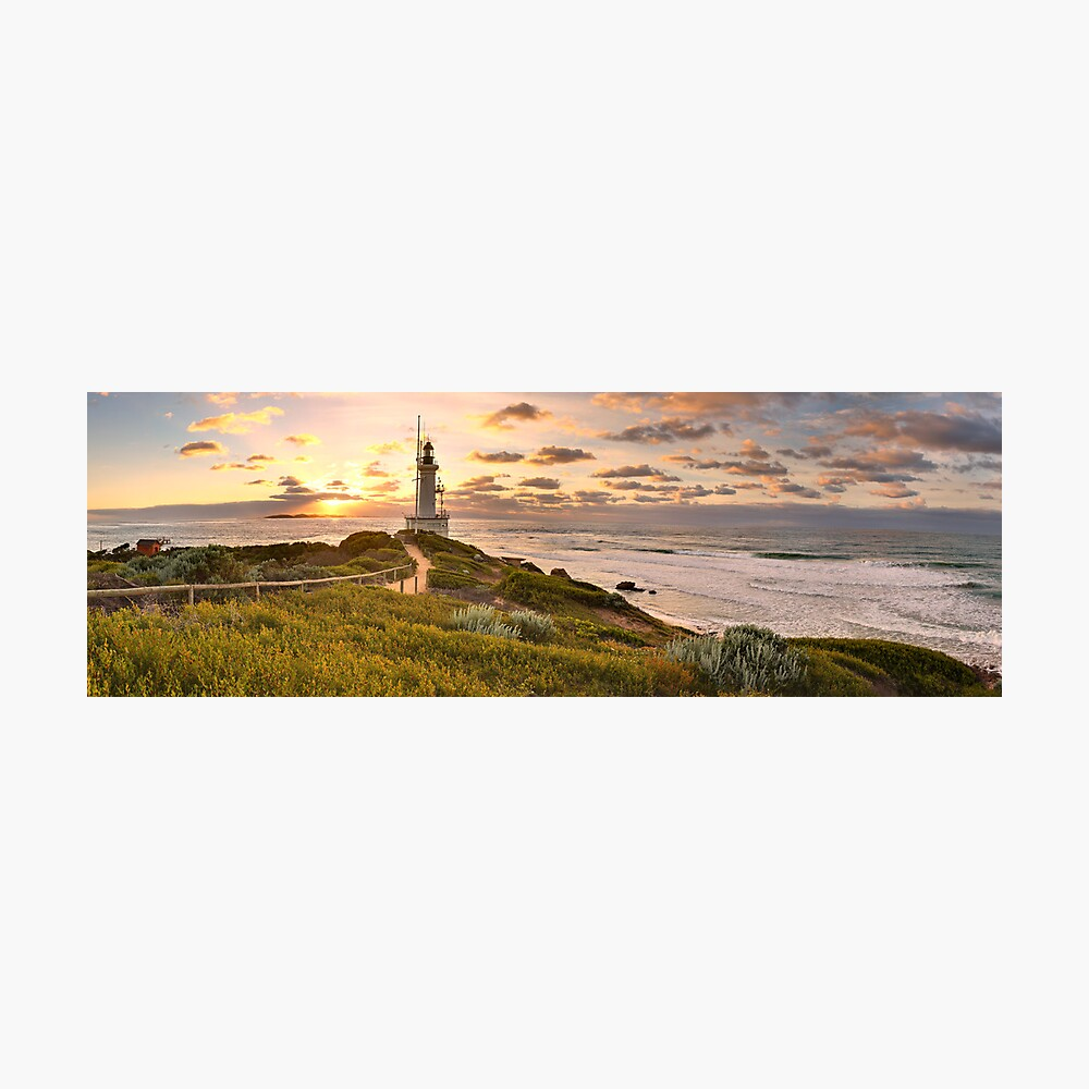 Point Lonsdale Lighthouse, Australia Photographic Print