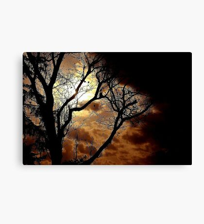 GOBLIN NIGHT~ Canvas Print