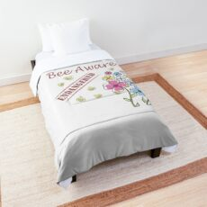 Save the Bees Comforter