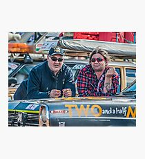 Bash 2015 Two and a half men Photographic Print