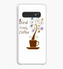 Save Birds' Habitats with Bird Friendly Coffee Case/Skin for Samsung Galaxy