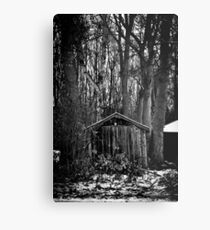 Old Shed - Scotland Metal Print