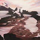 L'isola dei gabbiani by Margherita Bientinesi